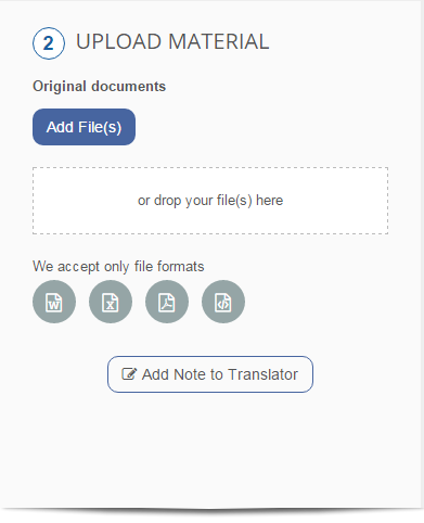 Upload Your File to proofread